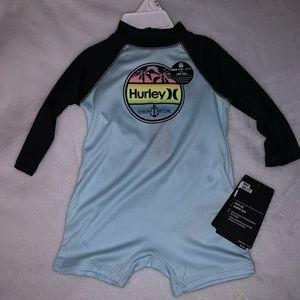 0-3 Hurley Swim